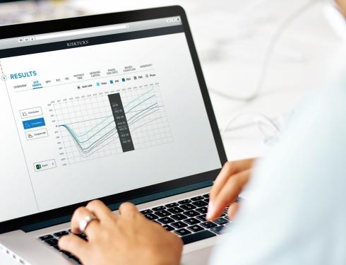 riskturn business forecast web software
